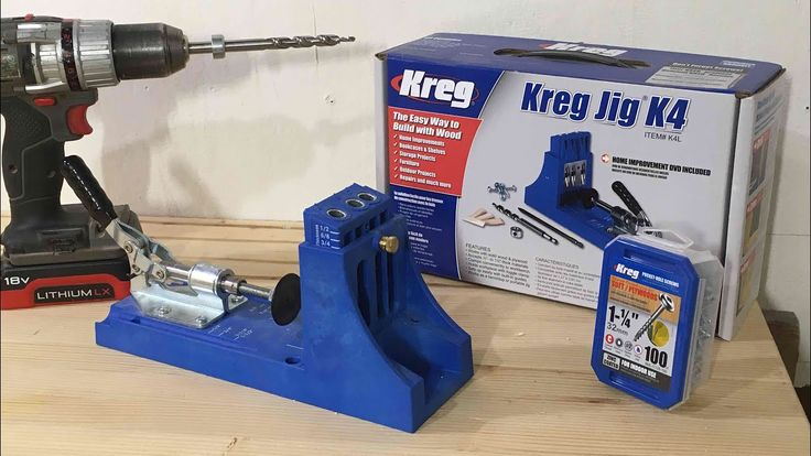 In this video I walk you through a very simple process to set up your Kreg pocket hole jig correctly.