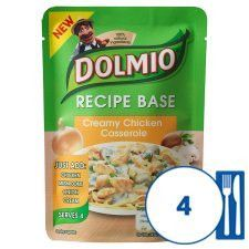 Dolmio Recipe Base Chicken Casserole 170g