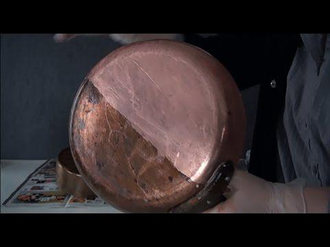 astuce pour nettoyer le cuivre : écolo, rapide et pas cher ! - YouTube