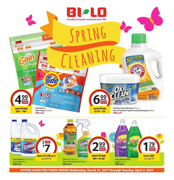 Bilo In-Store Flyer March 15 - April 4, 2017 - http://www.olcatalog.com/grocery/bilo-in-store-flyer.html