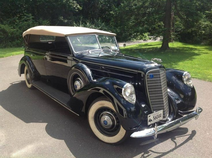 Hemmings Find of the Day - 1937 Lincoln Custom by Willoughby