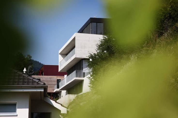 another #home in #Berneck | #CarlosMartinezArchitekten