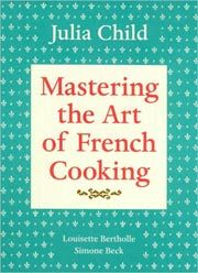 @Overstock - Julia Child's two-volume masterwork, one of the most popular and influential cookbooks ever published introduced French cooking to millions of home cooks during the 1960s and'70s.http://www.overstock.com/Books-Movies-Music-Games/Mastering-the-Art-of-French-Cooking-by-Julia-Child-Hardcover/606635/product.html?CID=214117 $24.28