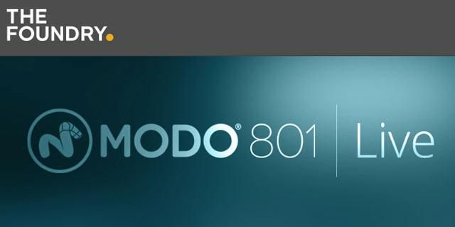 Fulls Software Download: THE FOUNDRY MODO V801 WIN64