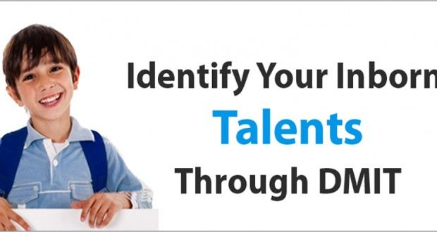 #DmitTest is a revolutionary scientific study pertaining to the fingerprint patterns which helps an assessment of your child's personality and his innate caliber in various arenas. Parikshit Jobantpura will help you in validating the potential of your child and give wings to his dreams.