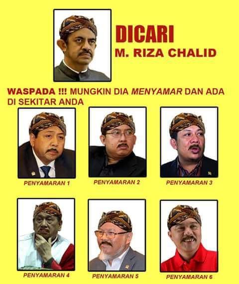 #Indonesia #Jakarta #PapaMintaSaham #RizaChalid  KATANYA REZA CHALID MAU JATUHKAN JOKOWI TAPI KOK MALAH KABUR? APA ADA ORANG BENAR MELARIKAN DIRI?  Kasus 'Papa Minta Saham' terus menyedot perhatian publik dengan tersangka Ketua DPR RI #SetyaNovanto yang 'kepergok' minta jatah saham kepada petinggi #FreeportIndonesia  #MaroefSjamsuddin .   SN tertangkap basah meminta jatah saham kepada PT Freeport sejumlah 20% dengan mengatasnamakan presiden dan wakil presiden di dalam rekaman pembicaraannya…