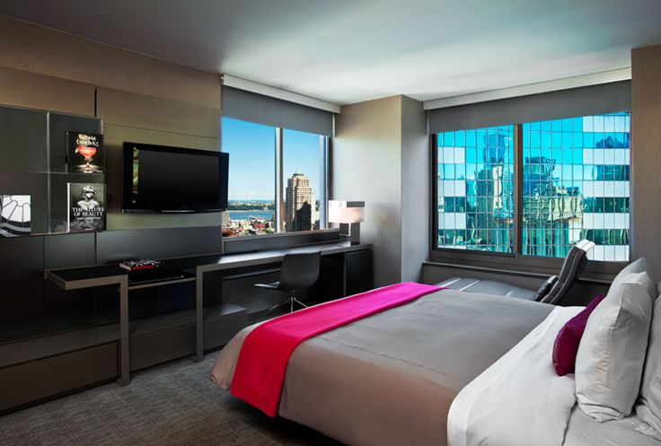 W Hotel New York City, Fabulous Room with River View