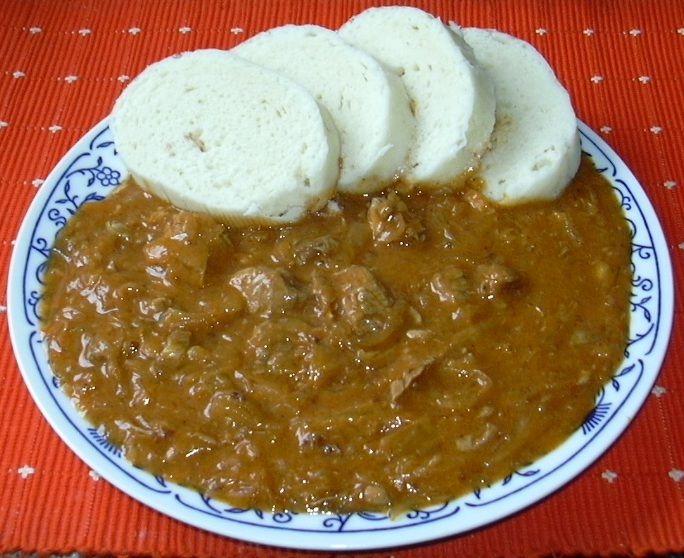 Segedinský guláš :: Domací kuchařka - vyzkoušené recepty