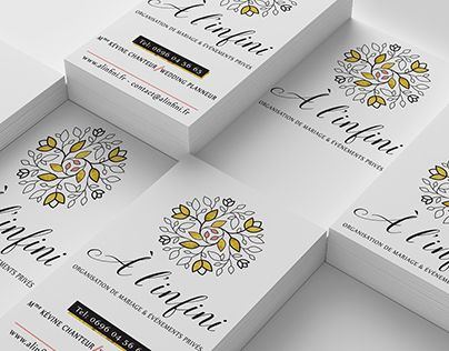 "Check out new work on my @Behance portfolio: ""Création de logo organisation de mariage & événements"" http://be.net/gallery/51045423/Cration-de-logo-organisation-de-mariage-vnements"