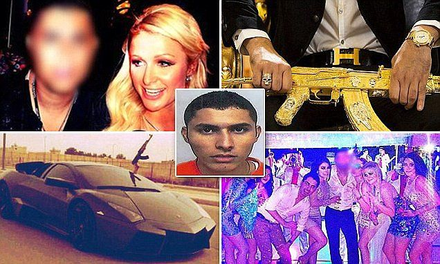 Sinaloa cartel's Chino Antrax pleads guilty to drugs charges in the US #DailyMail | See this & more at: http://twodaysnewstand.weebly.com/mail-onlinecom