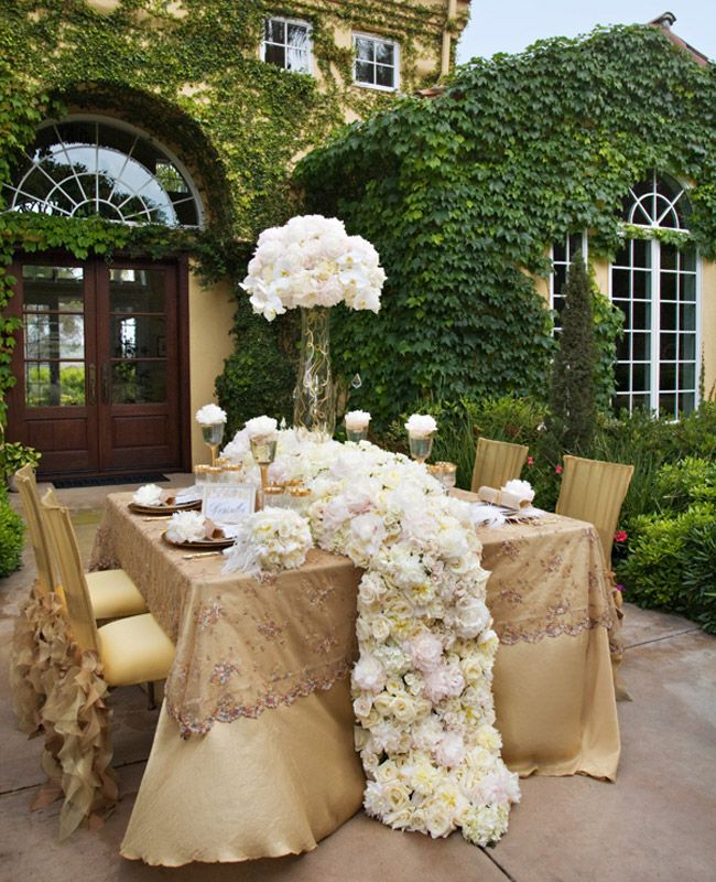 Wedding Head Table Centerpiece Ideas: Kathy Chandler Weddings: Floral Trends 2013