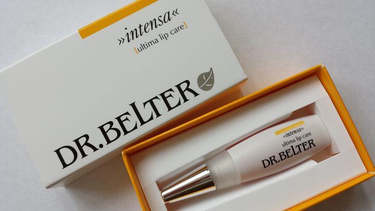 Zarte voluminöse Lippen mit dem Ultima lip care von Dr. Belter
