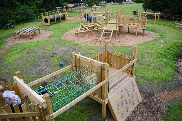 Denham Country Park sponsored by Grundon Waste Management