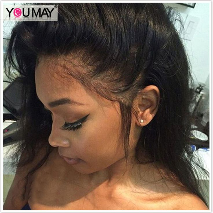 Pre Plucked 360 Lace Frontal Closure Brazilian Virgin Hair Body Wave Natural Hairline Lace Band Frontal With Baby Hair