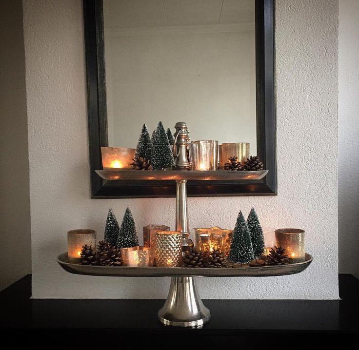 294 b sta bilderna om etagere v ningsfat p pinterest kerst deko och shabby chic. Black Bedroom Furniture Sets. Home Design Ideas