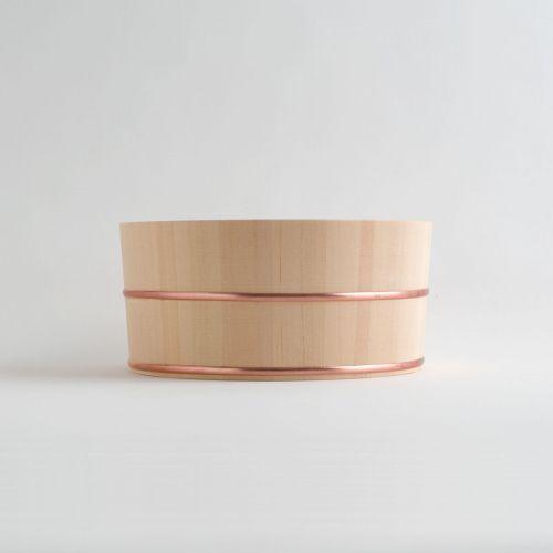 Yu Oke - Wooden Bucket