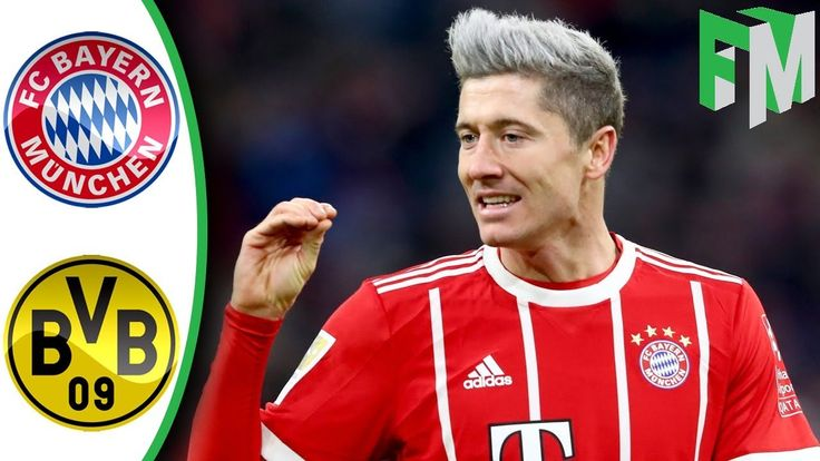Bayern Munich vs Dortmund - Highlights - 20 Dec 2017