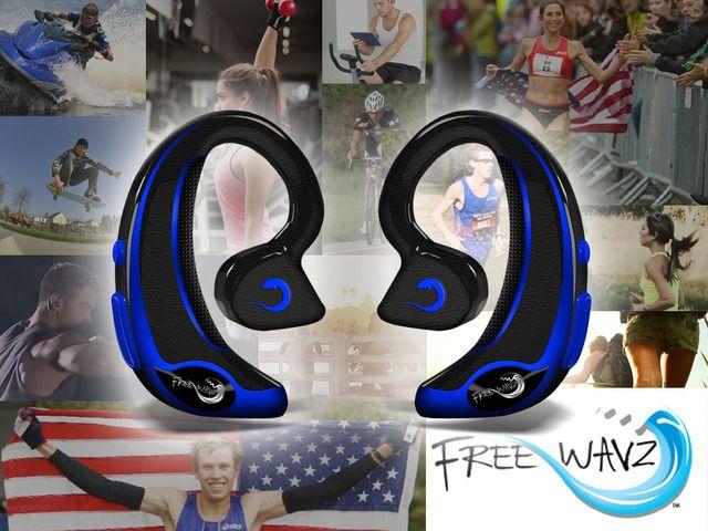 FreeWavz: Smart Earphones with Built-in Fitness Monitoring by FreeWavz — Kickstarter