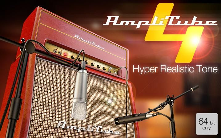 IK Multimedia AmpliTube 4 [Download] | Products | Mac pc