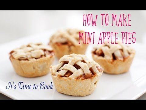 Deep Fried Ice Cream Apple Pie Yummy pie recipes, Easy
