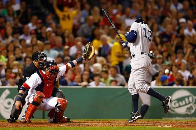 Boston's Ryan Dempster hits Alex Rodriguez but fails to get vengeance | Big League Stew - Yahoo! Sports