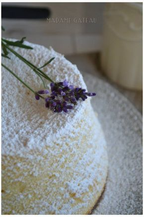 Una torta sofficissima al profumo di limone e vaniglia. Le ricette di Madame Gateau