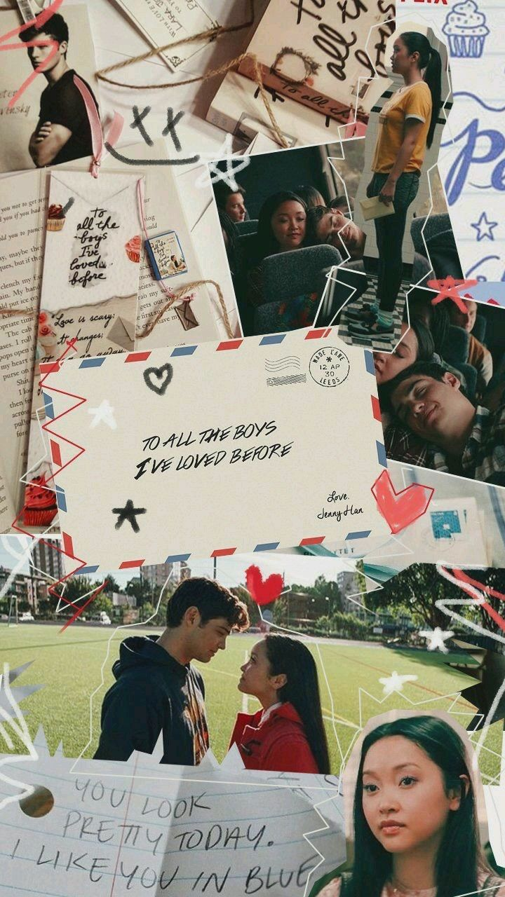 To All The Boys I Ve Loved Before Noah Centineo And Lana Condor