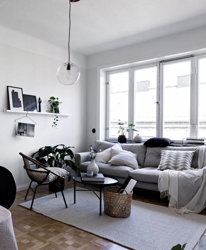Small home, great style - via Coco Lapine Design