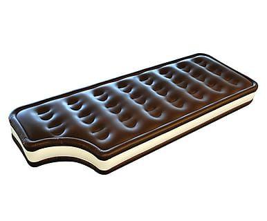 Aufblasbarer Schwimmring Ice Cream Sandwich, L 180 cm