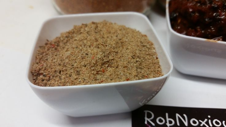 Noxious Island Salts (1oz) via RobNoxious Pepper Powders and Salts!. Click on the image to see more!