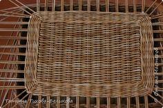 Фотоотчет о создании этой плетенки с картонным дном и не только этой) Надеюсь буду Вам полезной) фото 24
