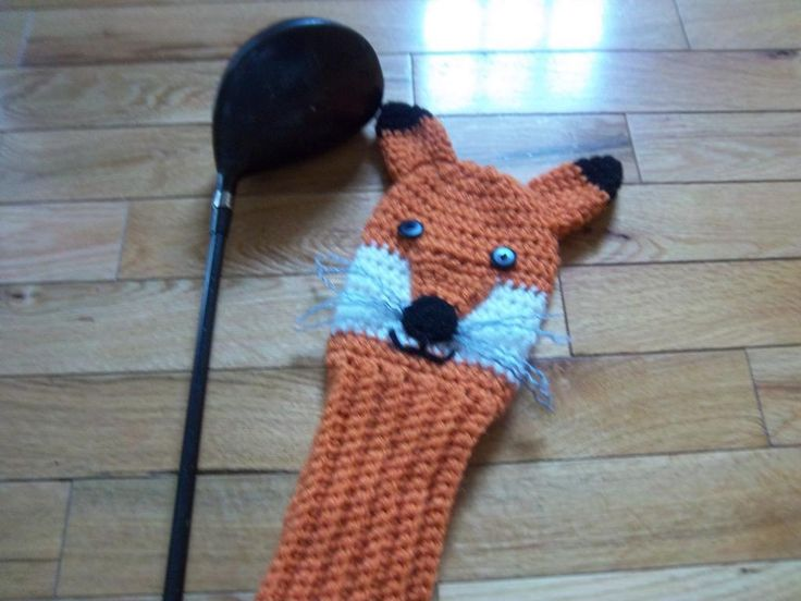 Amigurumi Golf Club Covers : 27 best images about Crochet Golf Club Covers on Pinterest ...