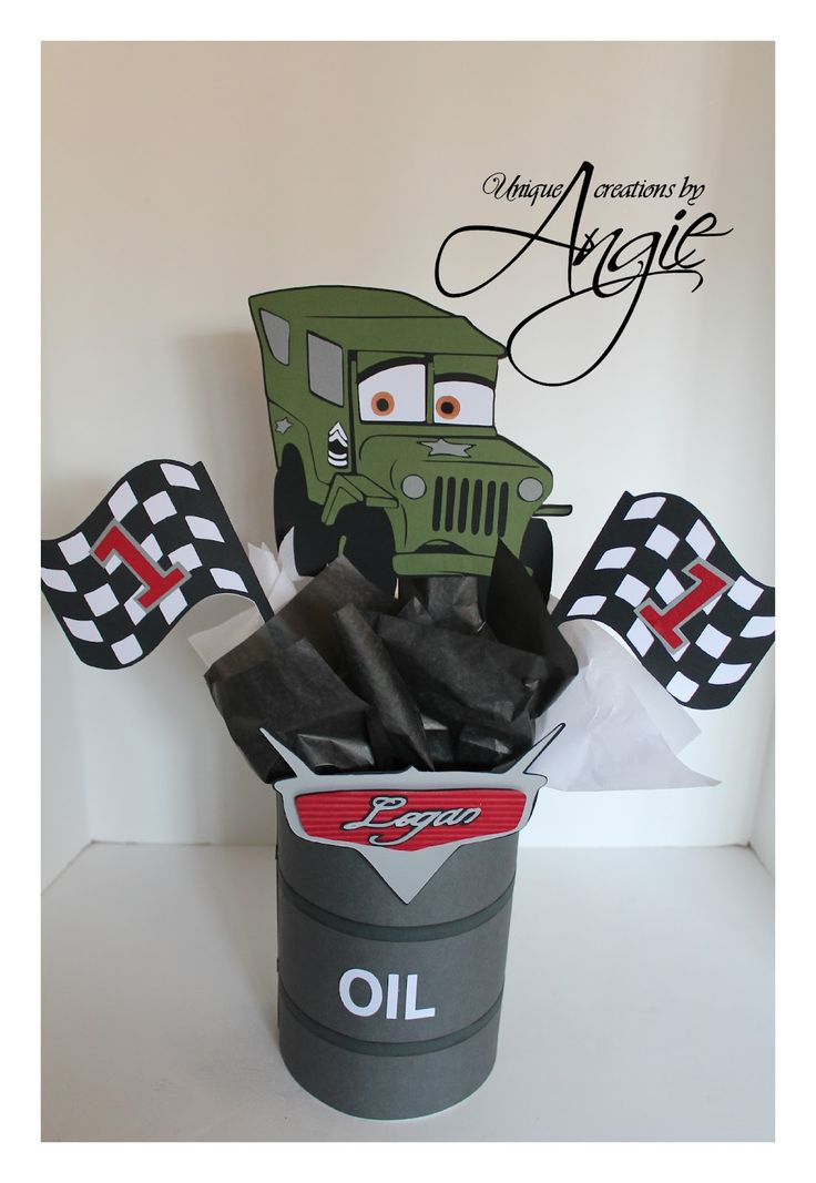 Best 25 Car Centerpieces Ideas On Pinterest Cars Trucks