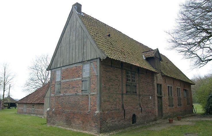 boerderij/herberg De Lebbenbrugge bij Borculo