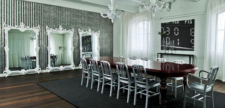 Barocco Rock nel Design contemporaneo - Interior Design Ideas