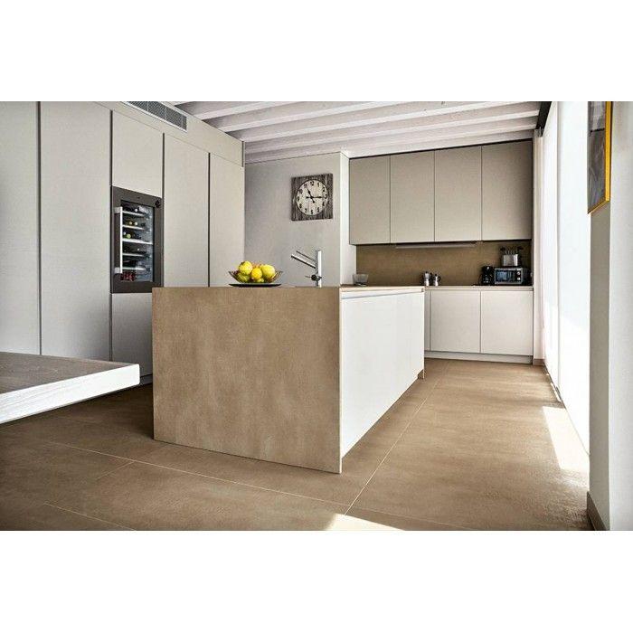 Grès cérame Concrete, du 30x30cm au 120x120cm, épaisseur fine (0,48cm) ou normal (1,2cm)