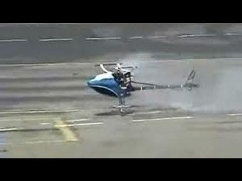 WORLD CHAMPION RC Helicopter pilot Demonstrates his Awesome Skills - one-of-a-kind MAD skills...check it out!!