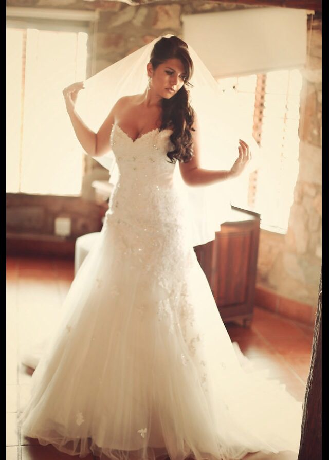 Sophia Tolli wedding dress called Jillian.