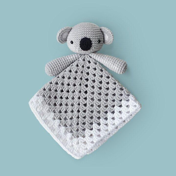 Meet the new lovey pattern - Koala Bear ;)