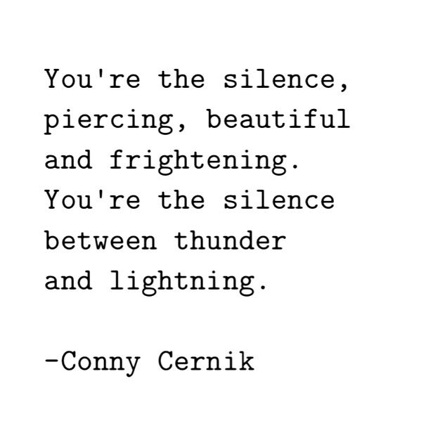 conny cernik poetry