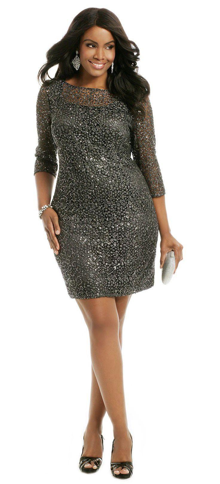 274 best Plus Size {Party Dresses} images on Pinterest
