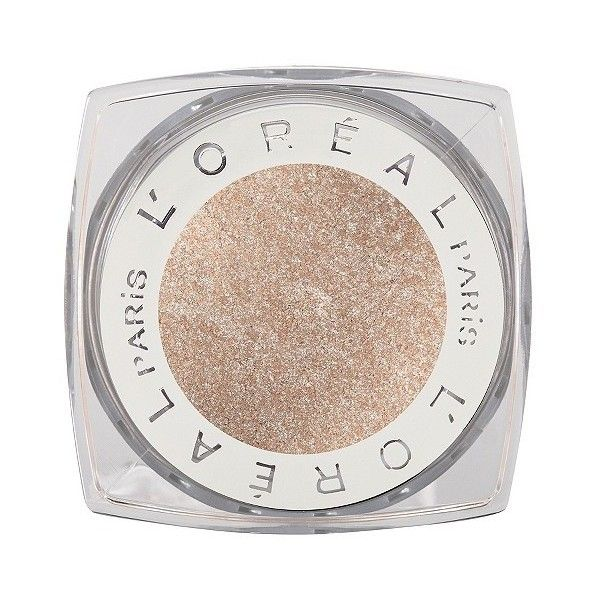 L'Oréal Paris Infallible 24HR Eye Shadow - Iced Latte (€6,18) ❤ liked on Polyvore featuring beauty products, makeup, eye makeup, eyeshadow, cream eyeshadow, l'oréal paris, waterproof eye shadow, waterproof cream eyeshadow and creme eyeshadow