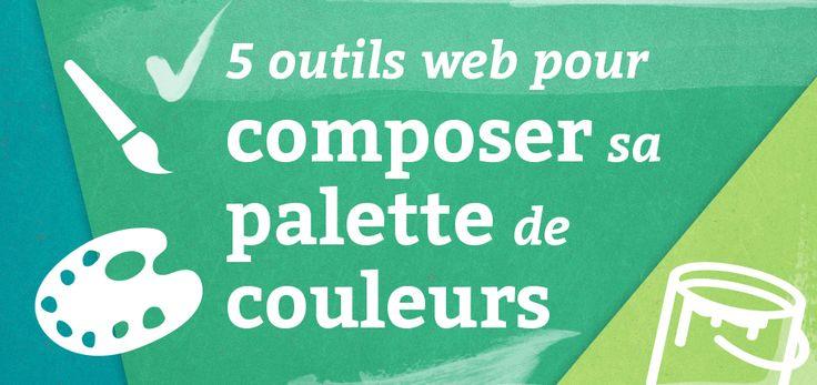 5 outils web pour composer sa palette de couleurs