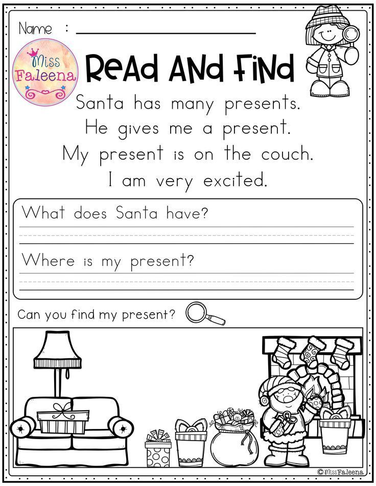 Free Reading Comprehension Read And Find Reading Comprehension Worksheets Reading Comprehension Reading Comprehension Passages Comprehension worksheets for first grade