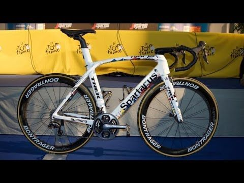 2016 Fabian Cancellara Tour De France Trek Madone