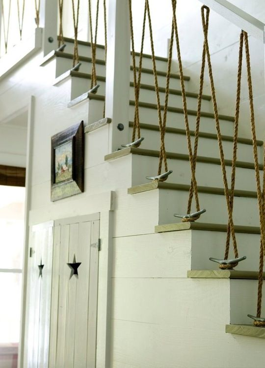 Non-Cheesy Nautical: 12 Rope DIY Decor Ideas for a Modern Take on a Classic Summer Style