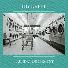 DIY Dreft Laundry Detergent: .03 Cents per Load!