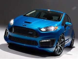 Ford Planning an Extreme Fiesta RS?