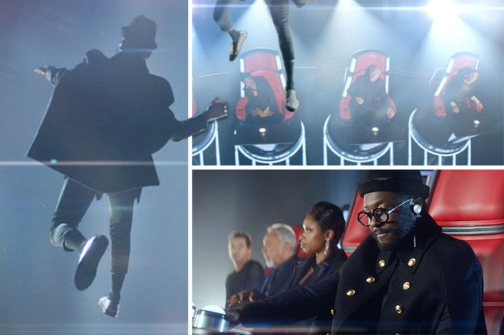 The Voice UK to launch first on-air promo on ITV during I'm A Celebrity final on Sunday - The Scottish Sun