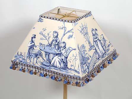 454 best Lamp Shades images on Pinterest | Lights, Vintage ...